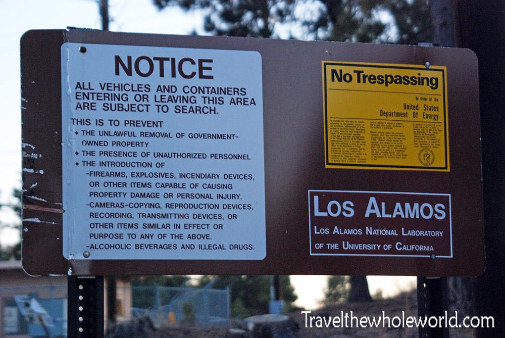 New Mexico Los Alamos