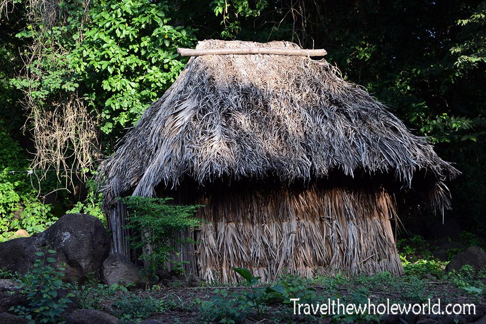 Nicaragua Ometepe Hut