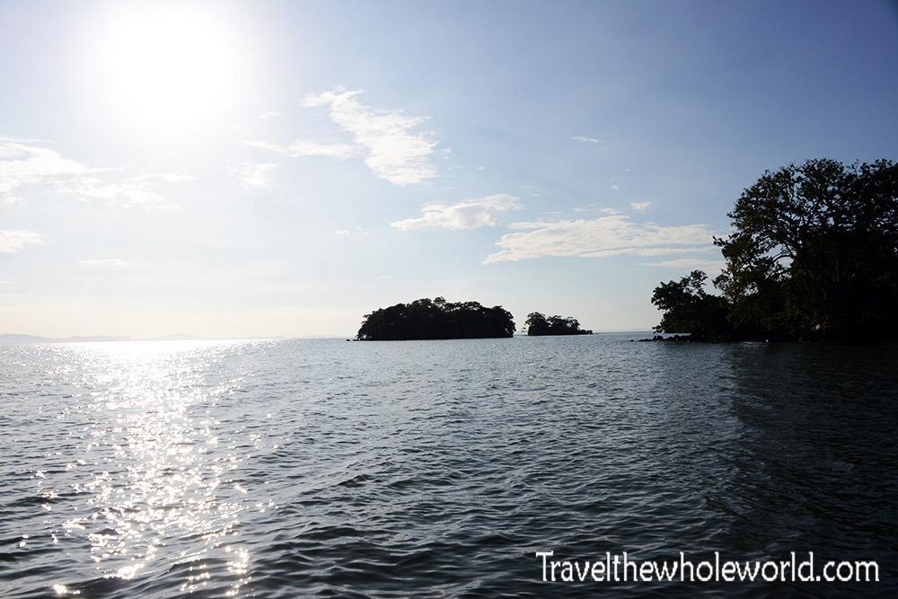 Nicaragua Ometepe Monkey Islands