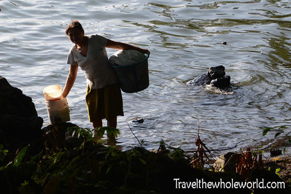 Nicaragua Ometepe Washing