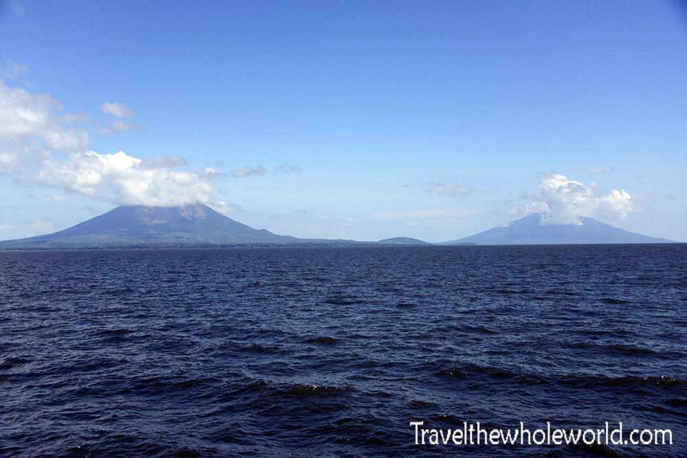 Nicaragua Ferry Ometepe