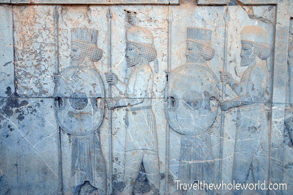 Ancient Relief Persepolis