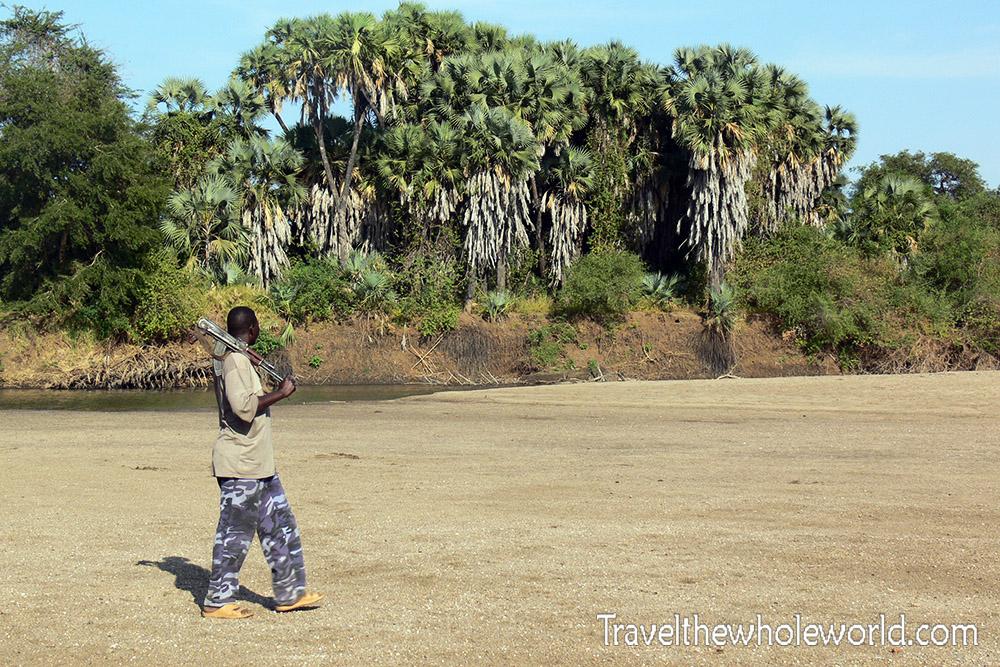 Sudan Dinder Soldier