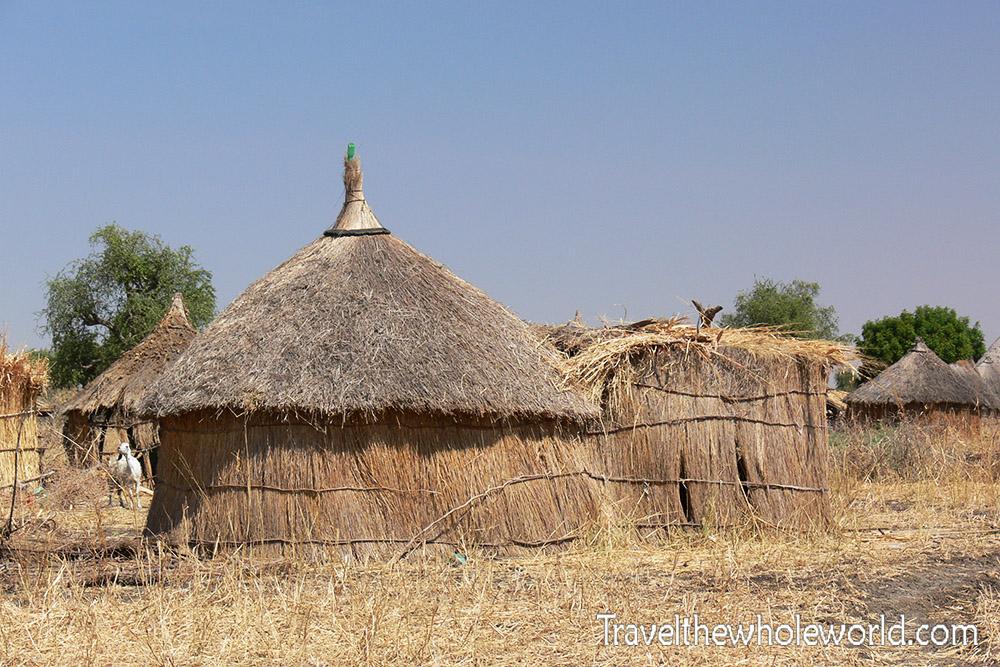 Sudan Hut