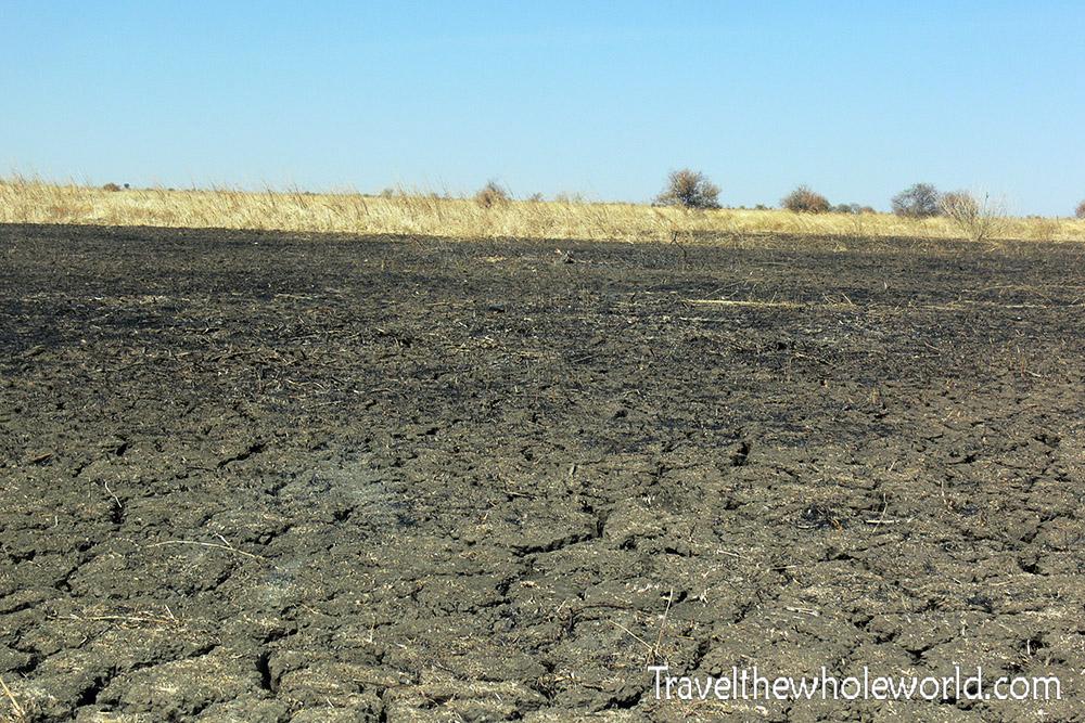 Sudan Mud Dry