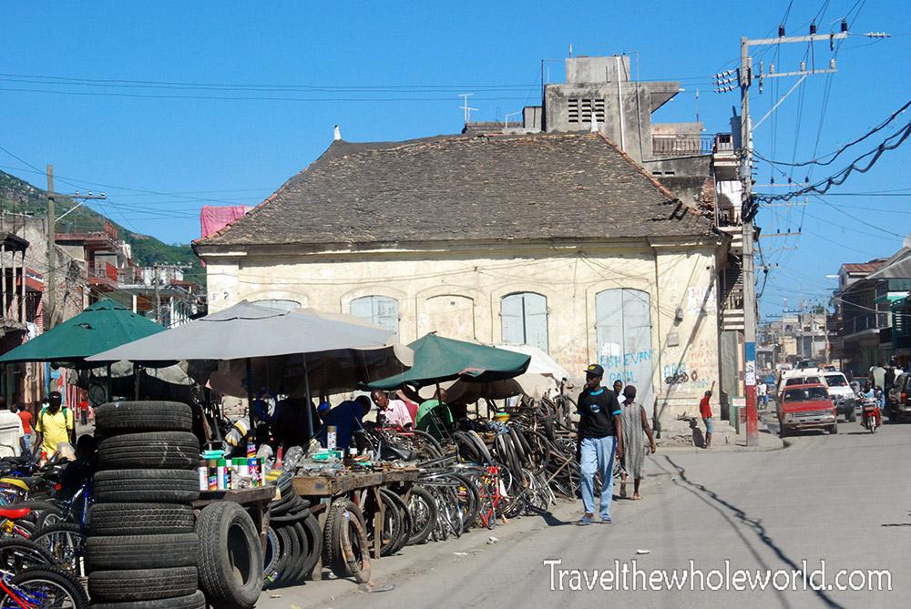 Cap Haitien Bike Shop