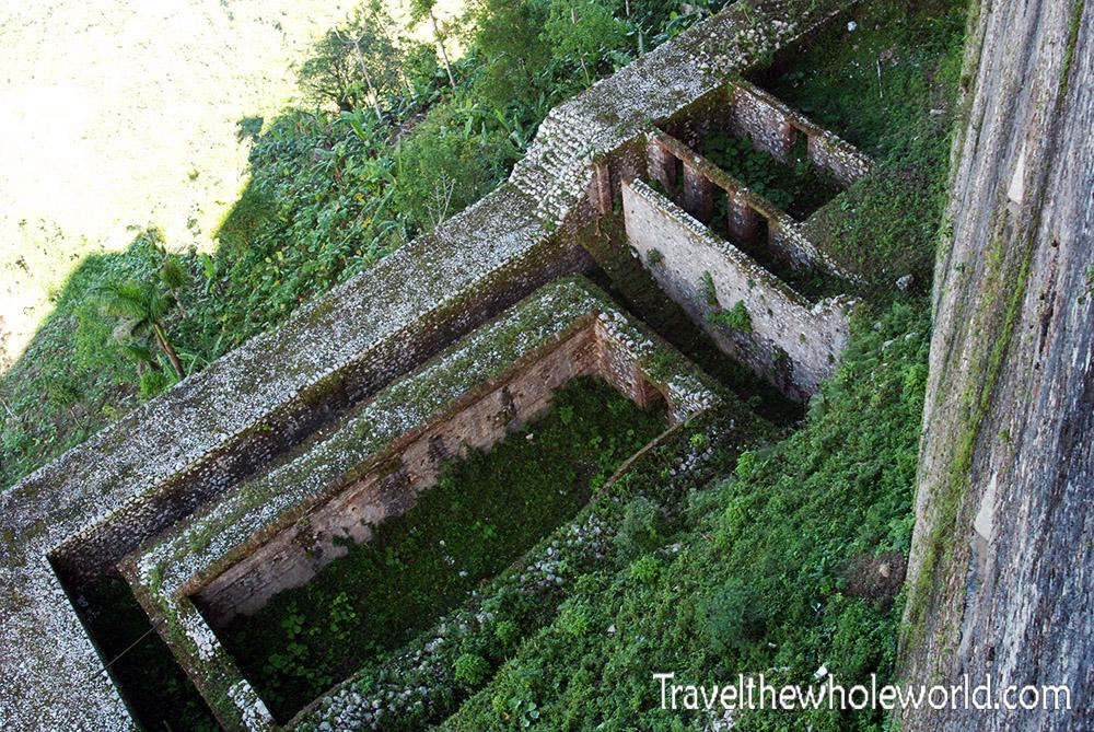 Haiti Citadel Side