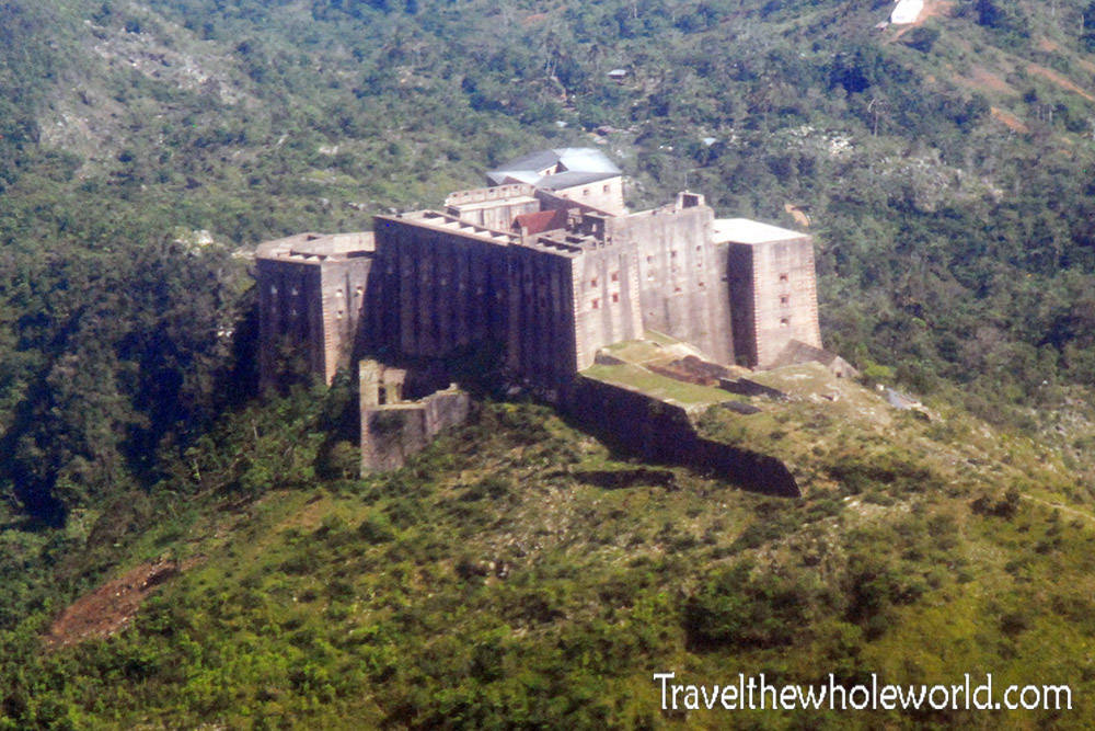 Haiti Citadelle Laferrière