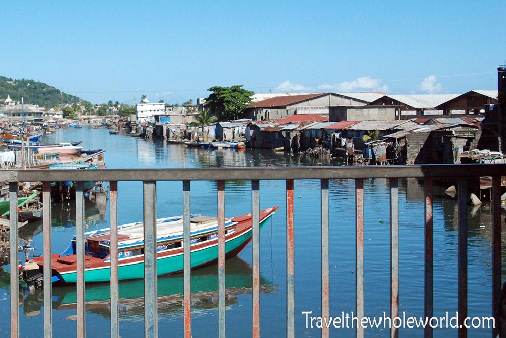 Haiti Cap Haitien River