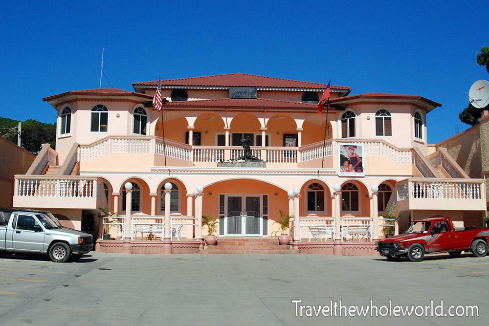 Haiti Cap Haitien Consulate