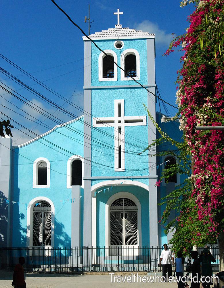 Haiti Jacmel Church