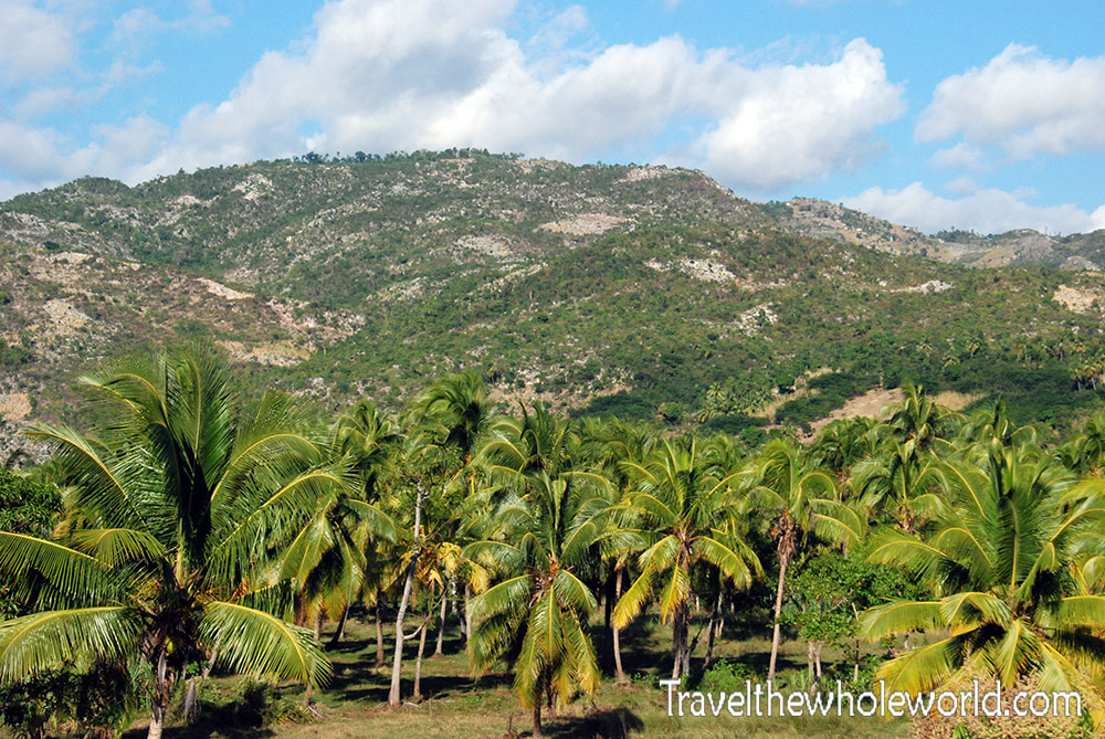 Haiti Jacmel Hotel View