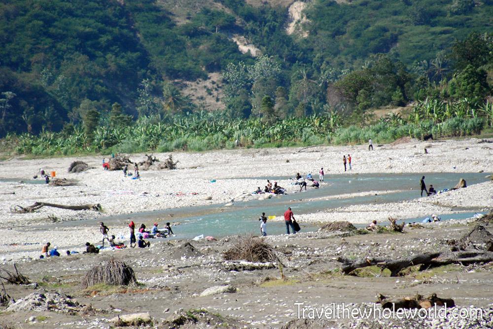 Jacmel Haiti River