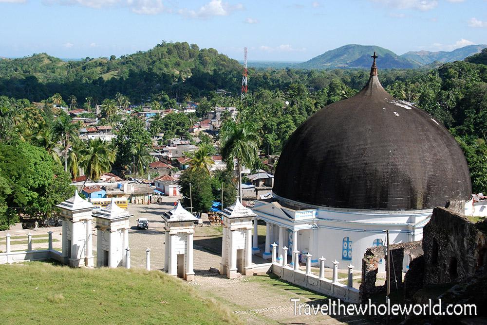 Haiti Milot Church