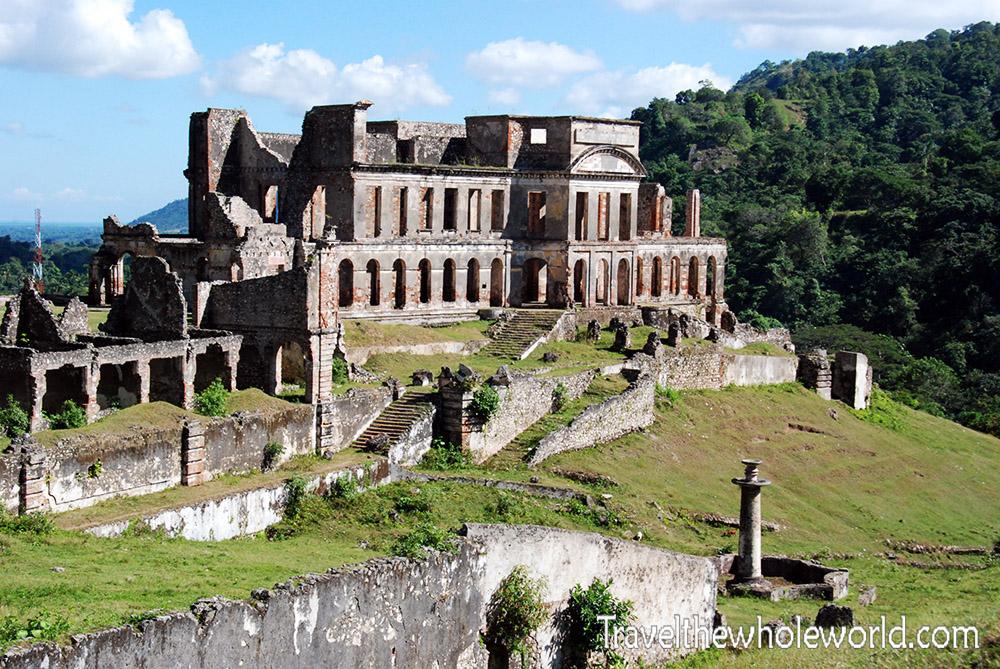 Haiti Sans Souci Palace
