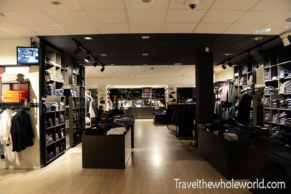 Norway Tromso Shopping