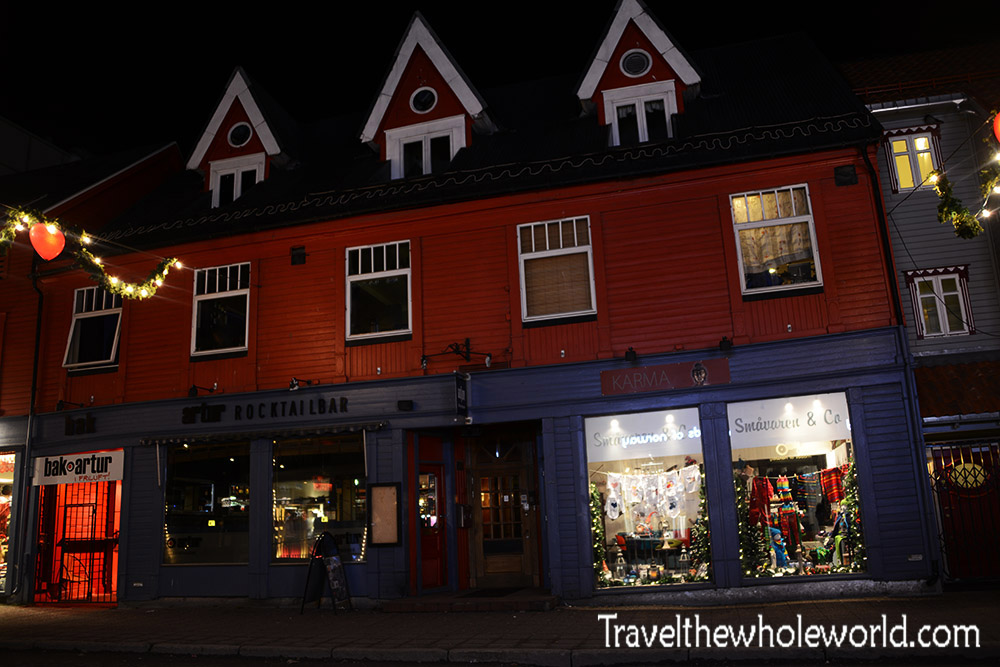 Winter Shops in Tromso
