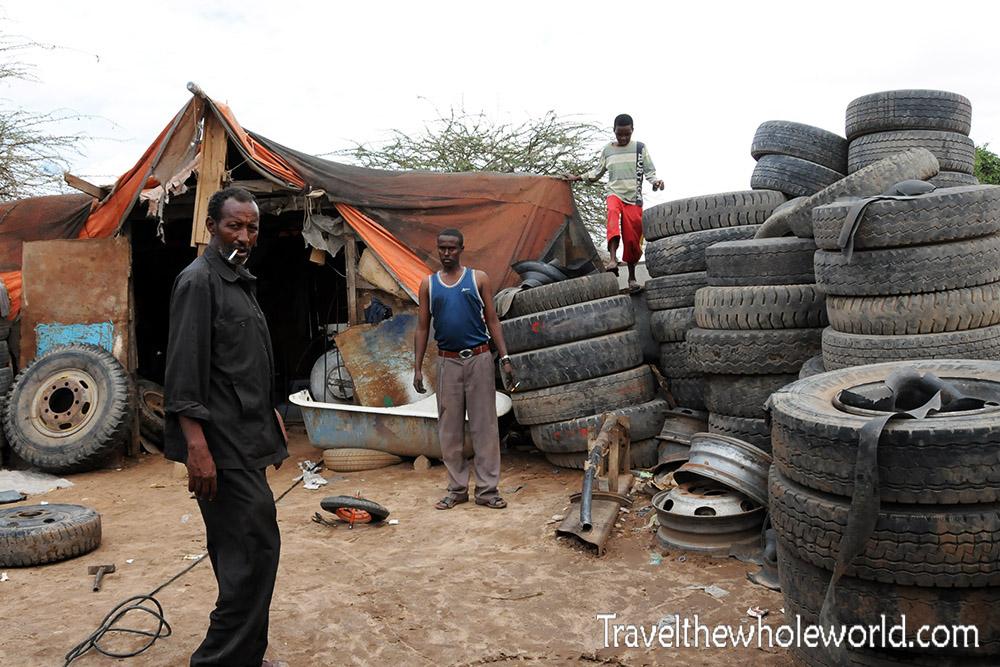 Somalia Hargeisa Auto Shop