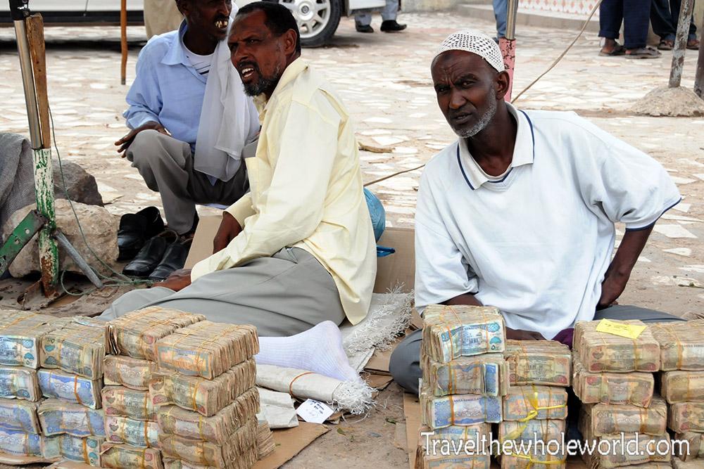 Somalia Hargeisa Cash
