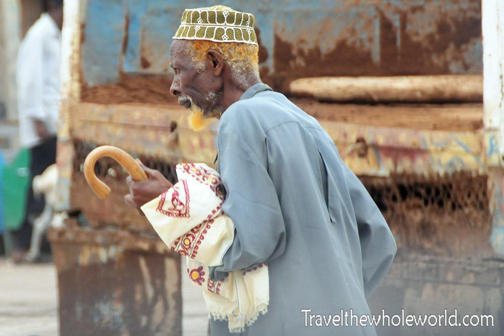 Somaliland Hargeisa Man
