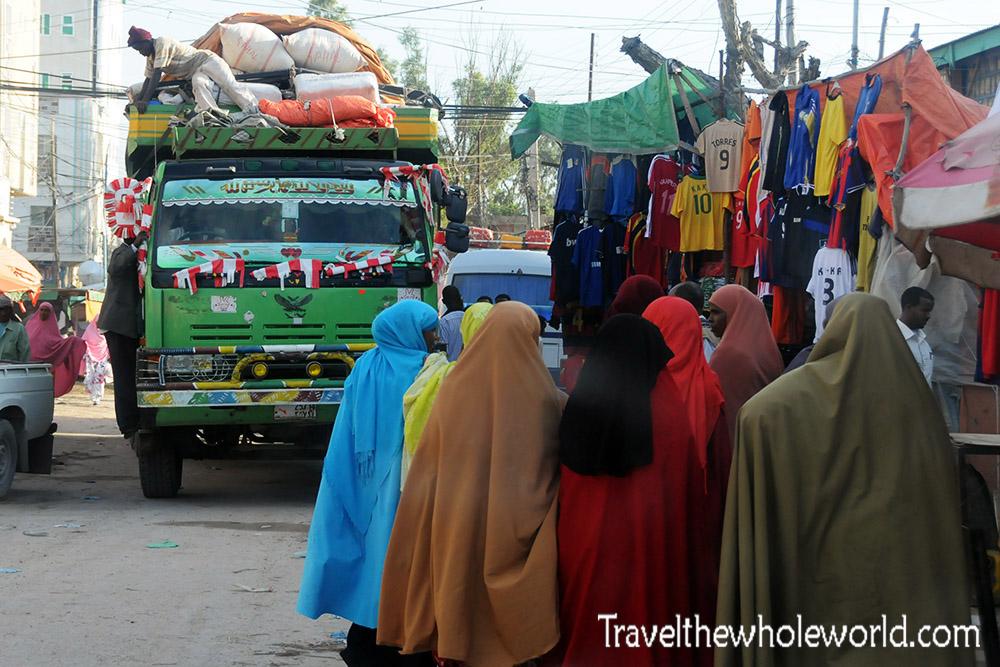 Somalia Hargeisa Market