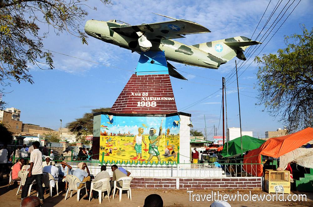 Traveling In Hargeisa
