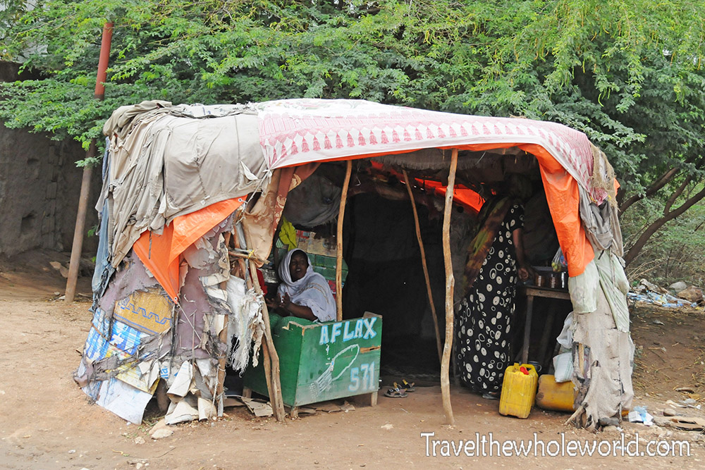 Somalia Hargeisa Shop
