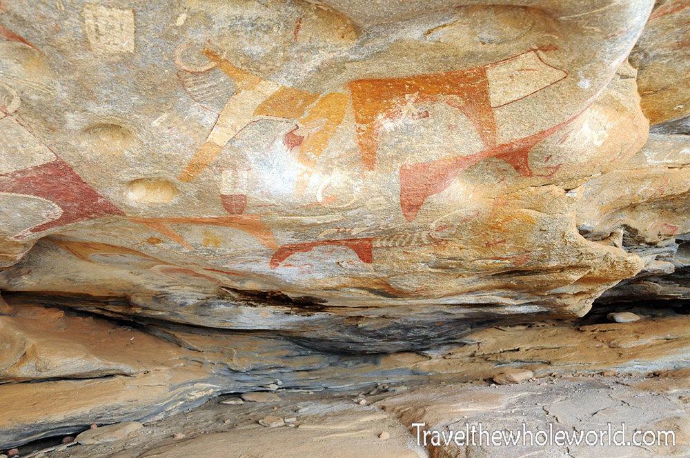 Las Geel Ancient Cave Paintings