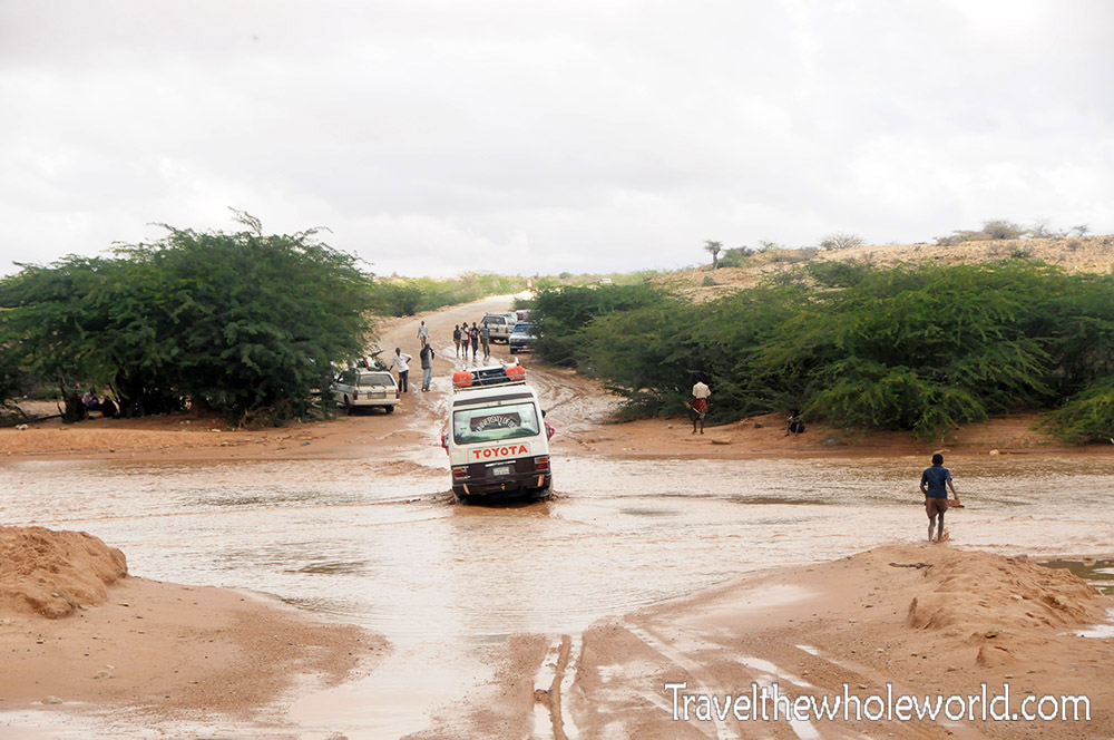 Somalia River Crossing