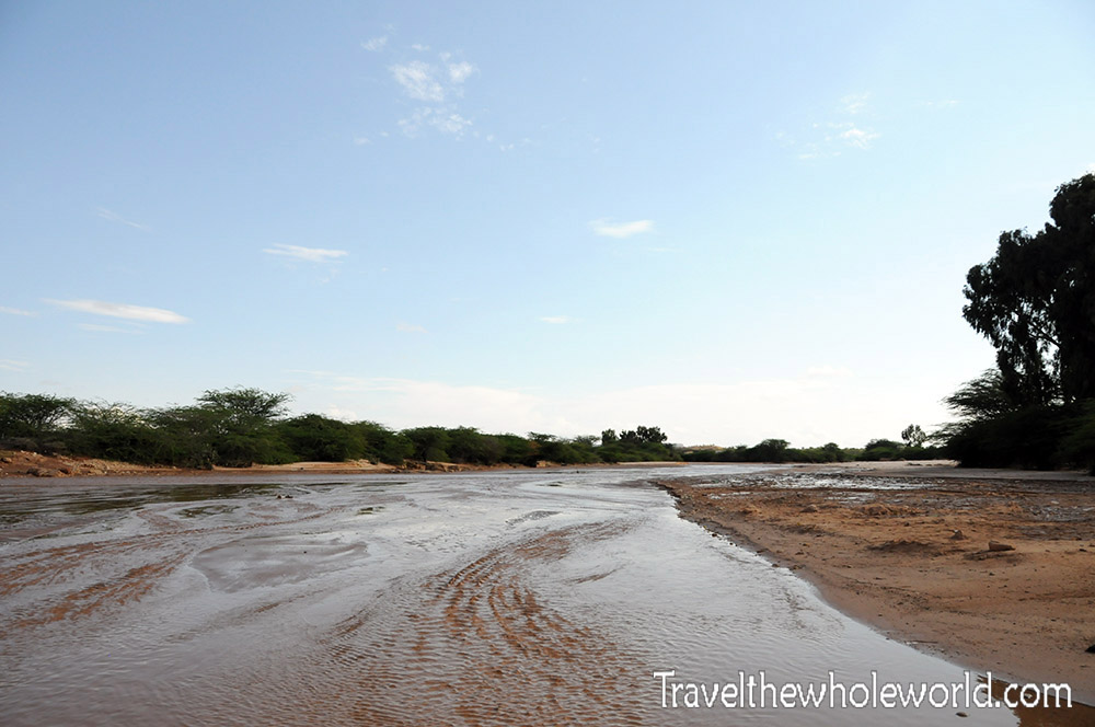 Somalia River Flood