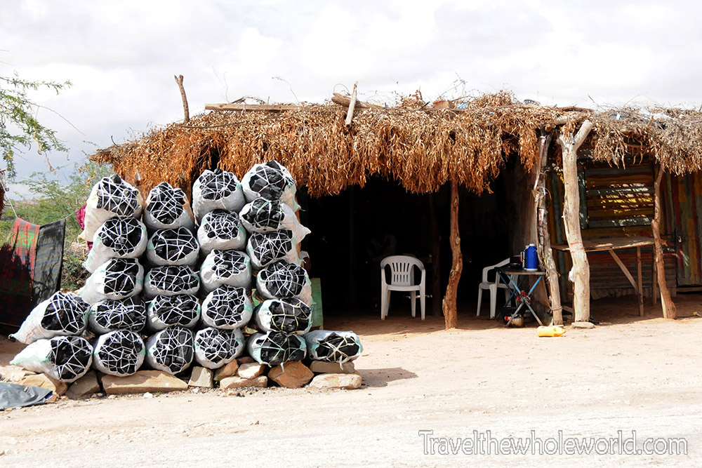 Somalia Charcoal for Sale