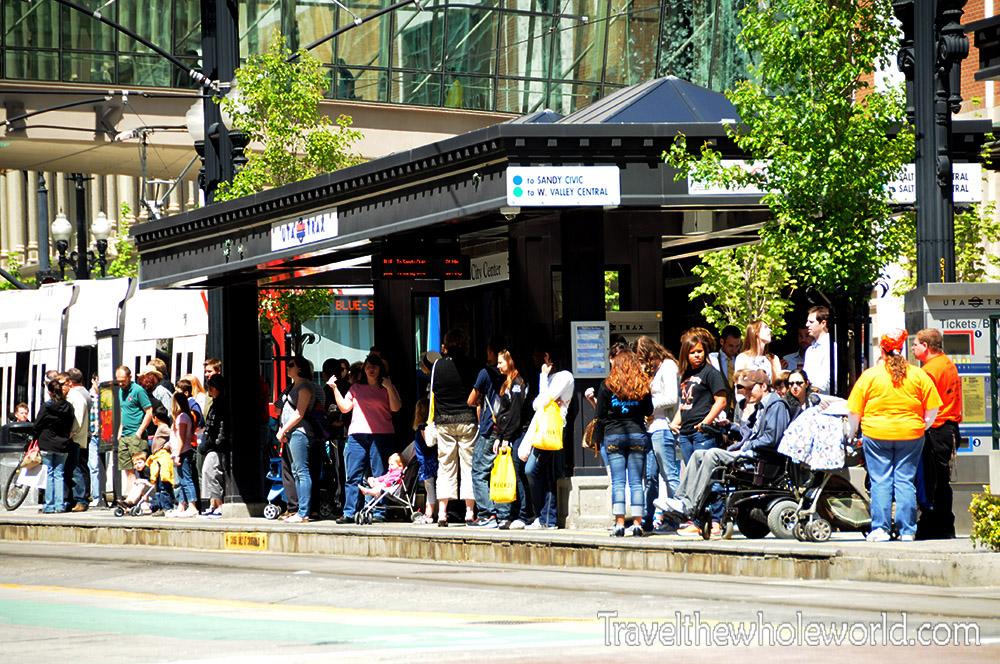 Utah Salt Lake City People