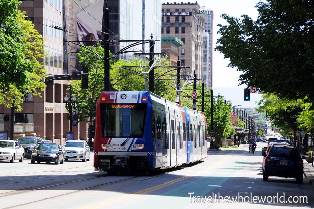 Salt Lake City Tram