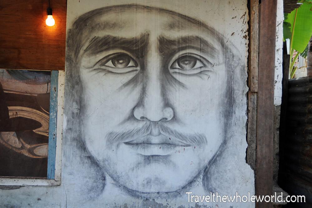 East Timor Art Work
