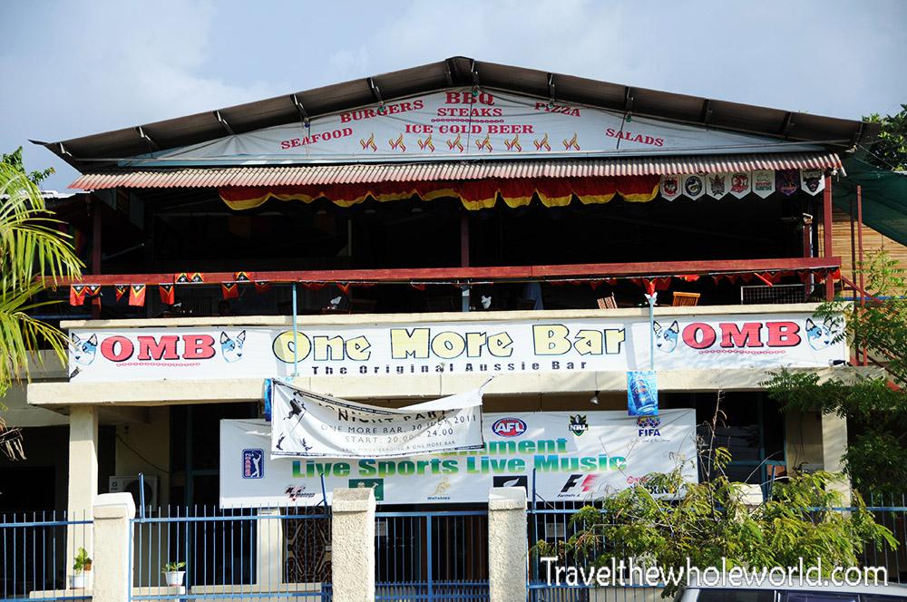 Timor Leste Restaurant