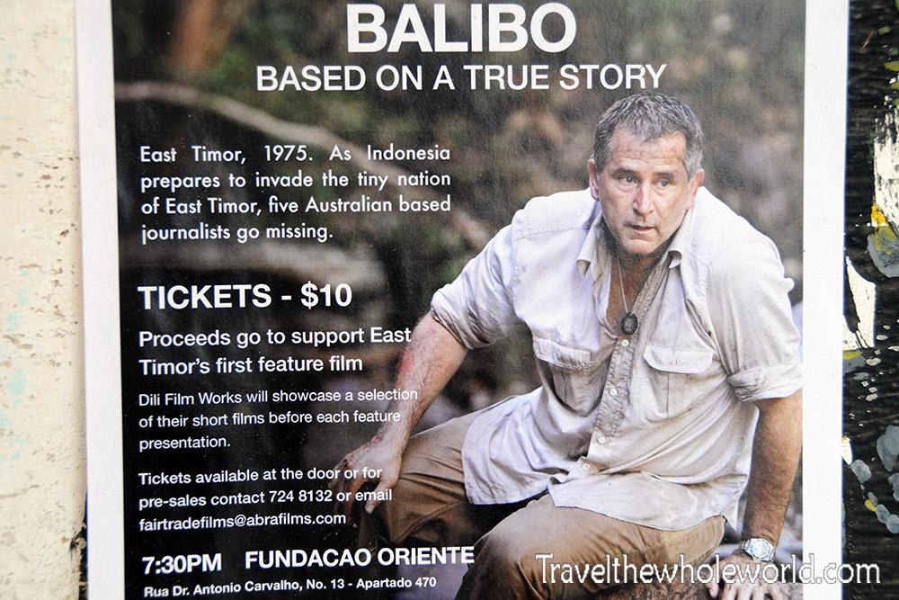 Dili Balibo Movie