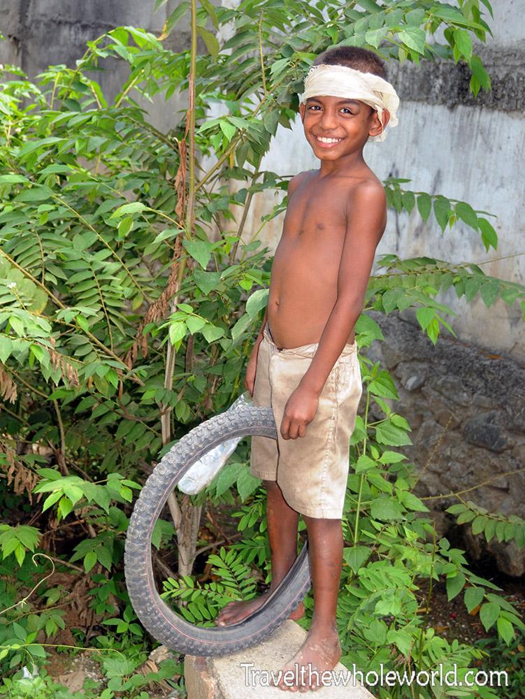 East Timor Dili Boy