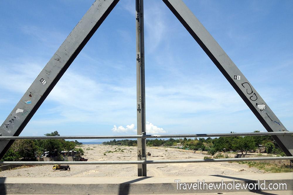 East Timor Leste Dili Bridge