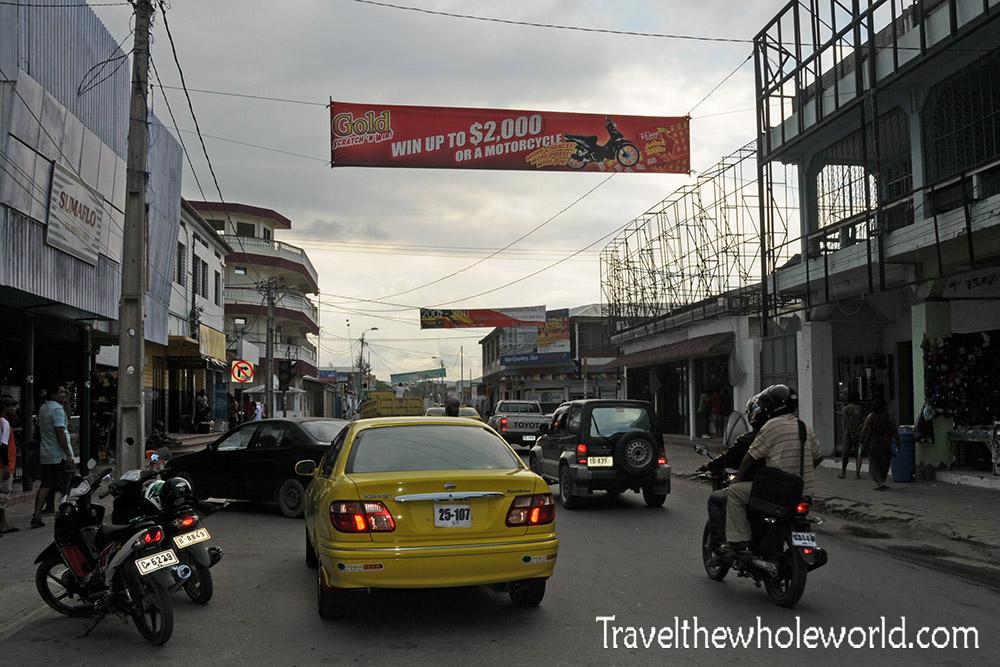 Timor Leste Dili Downtown