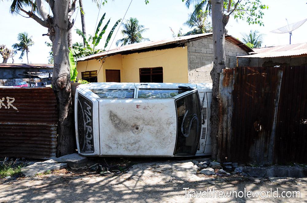 East Timor Leste Dili Fence