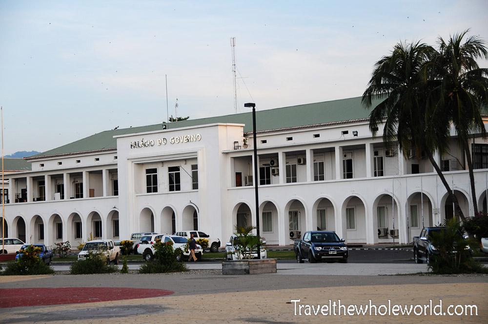 East Timor Dili Governor's Palace
