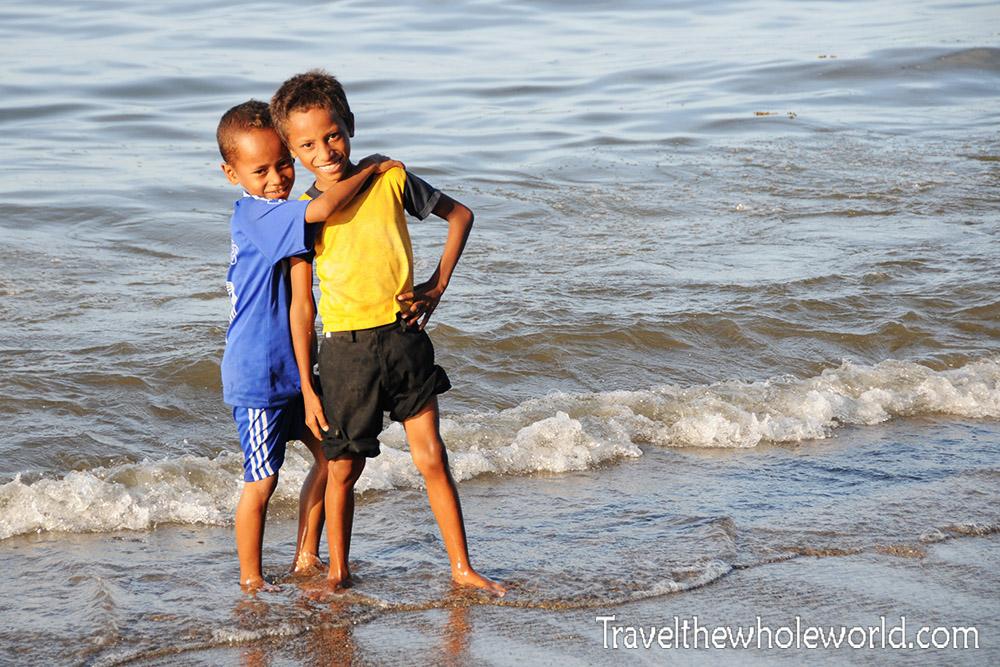 East Timor Leste Dili Kids
