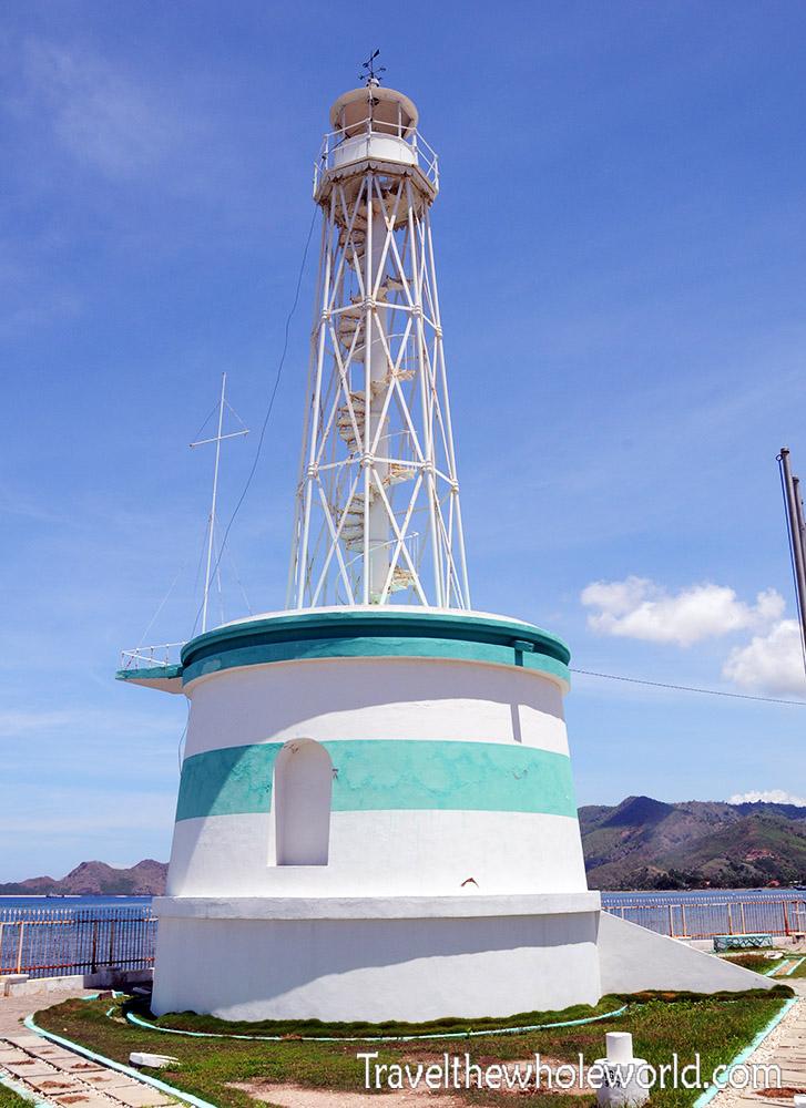 East Timor Dili Lighthouse