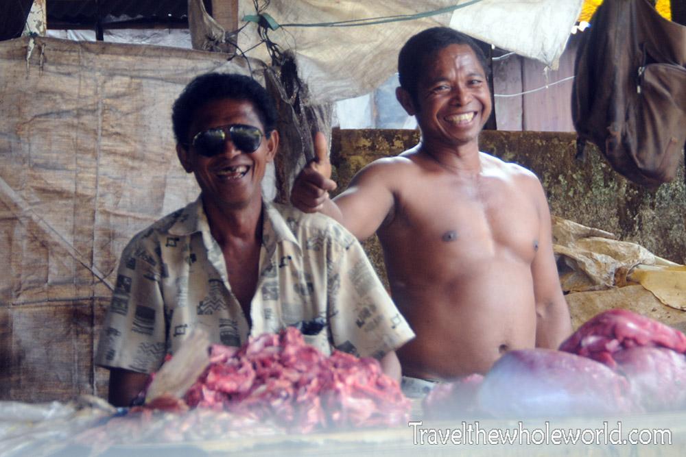 East Timor People
