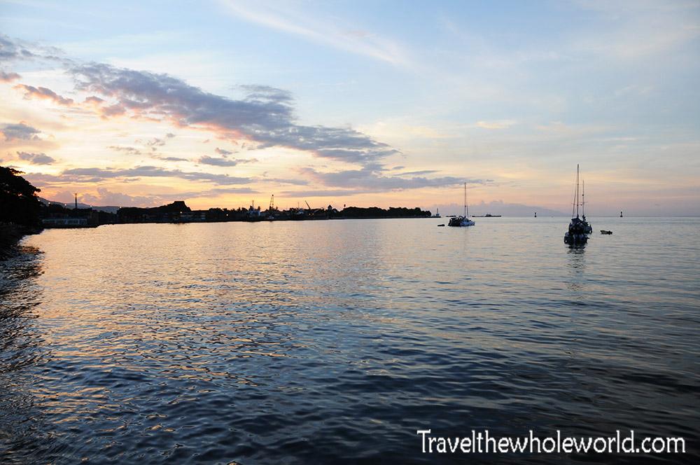 East Timor Leste Dili Port