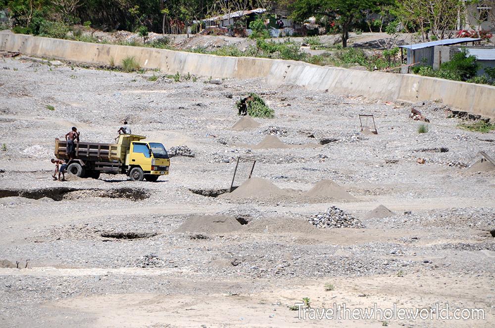 East Timor Leste River Dili