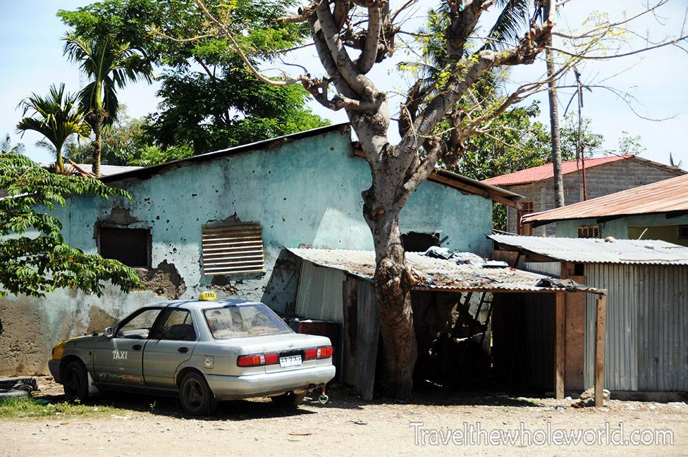 East Timor Leste Dili Shack Homes