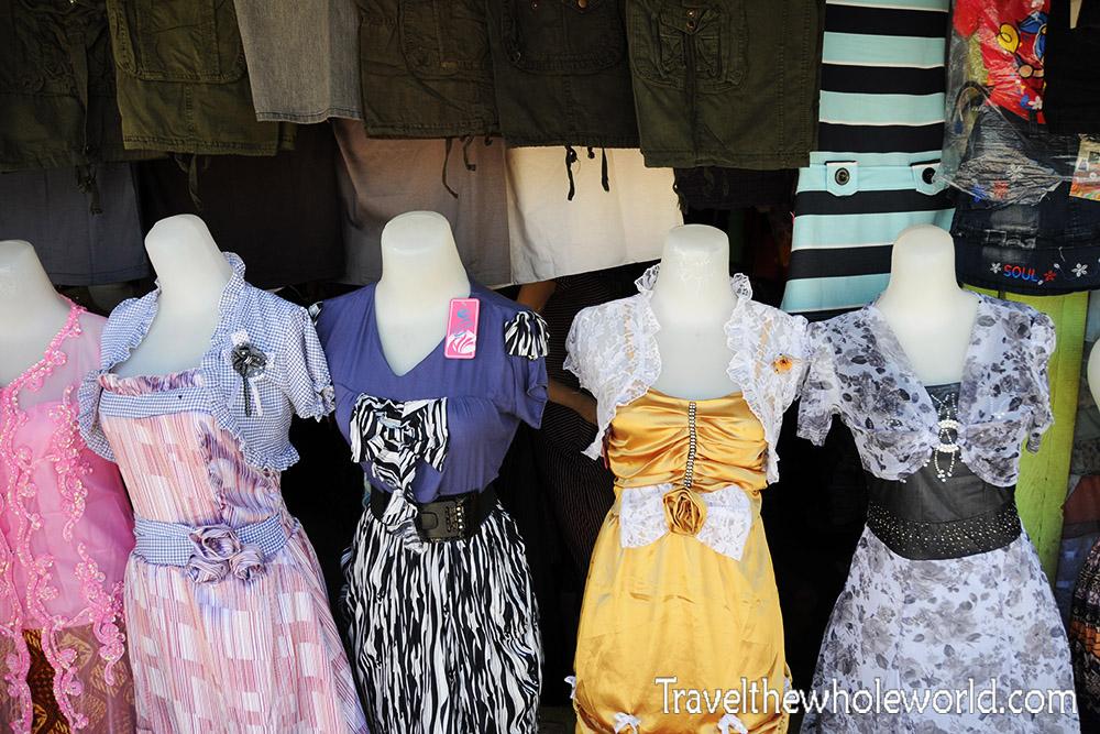 Timor Leste Shops Dresses