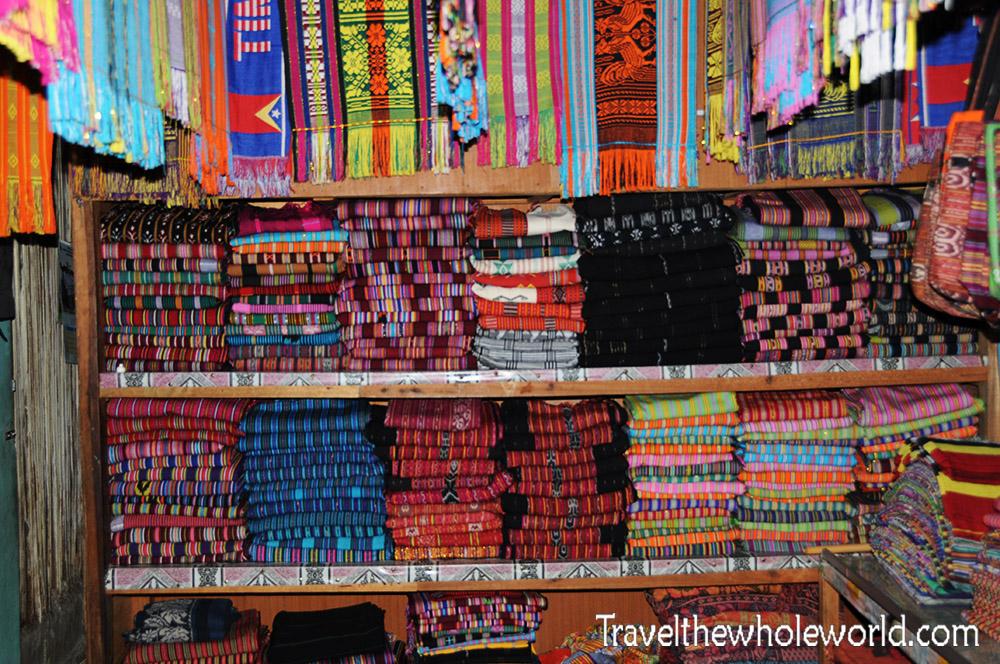 East Timor Leste Dili Tais Market