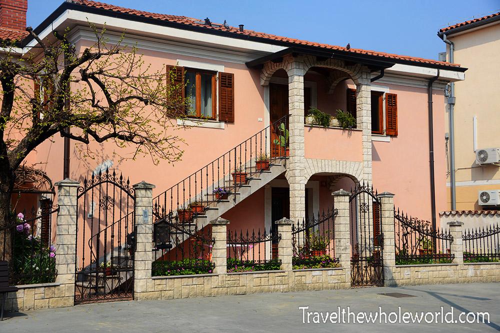 Slovenia House in Koper